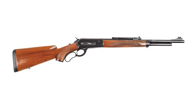2016 Lever-Action Rifles Cimarron Model 71 Hogzilla Killa