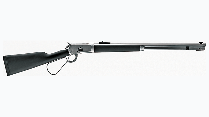 2016 Lever-Action Rifles Taylor's 1892 Alaskan Take-Down