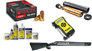 Special Weapons Top 7 New Products For Spring 2016