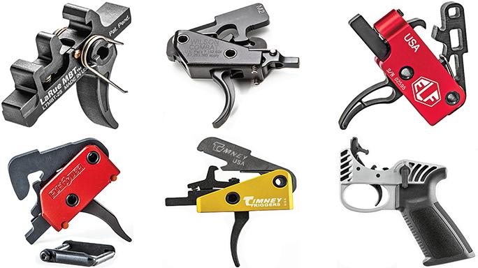 Triggers Time: 16 Aftermarket Trigger Kits