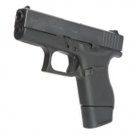 TangoDown Vickers Tactical Glock 43 +2 Magazine Extension full