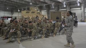 Task Force Jesup Afghanistan 2016