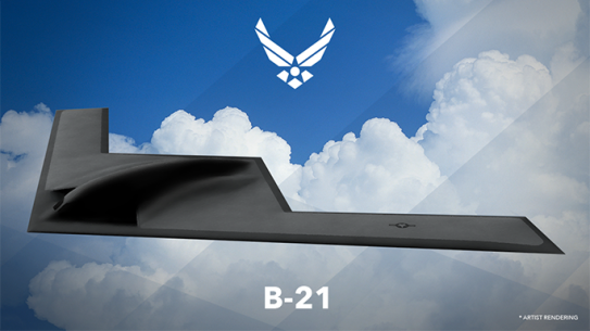 B-21 Long Range Strike Bomber