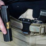 ANR Design Master Blaster holster lead
