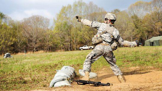 Expert Infantryman Badge Army 2016