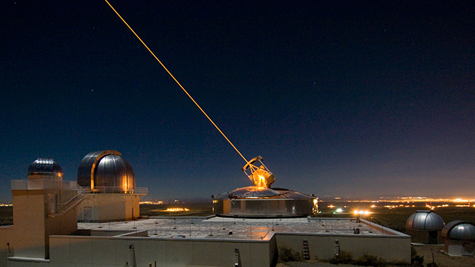 U.S. Army Laser Weapons 2023