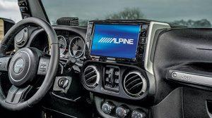 Chris Kyle Jeep Legend Alpine
