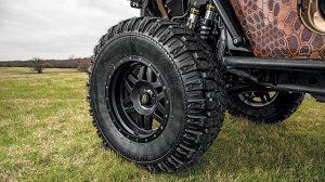 Chris Kyle Jeep Legend wheel