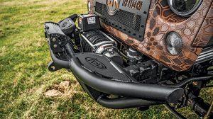 Chris Kyle Jeep Legend winch