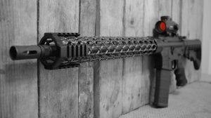 Brigand Arms Carbon Fiber Handguards AR-15 lead