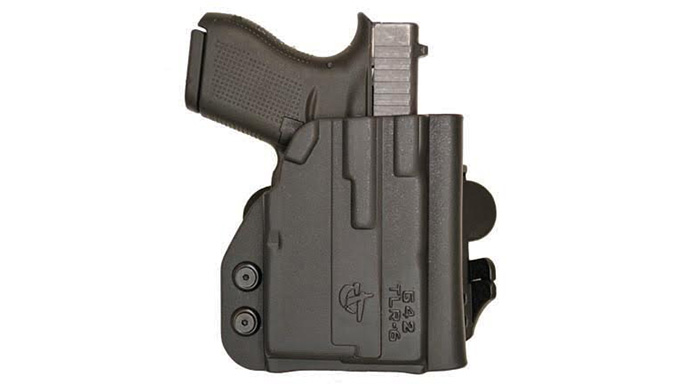 Comp-Tac International holster with Light Streamlight TLR-6