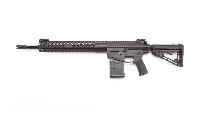 Wilson Combat BILLet-AR Rifle .308 Winchester 18 inches