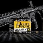 Daniel Defense First Choice 300 AAC Blackout ammo lead