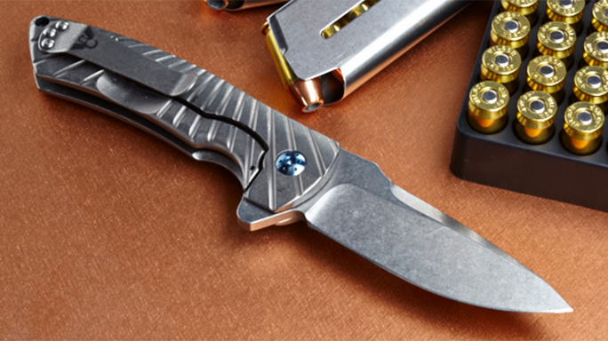 Wilson Combat Defiant folding knife