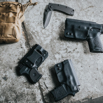 DSG Arms CDC Holster Lineup lead