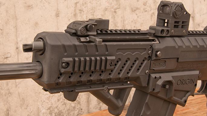 Fostech Origin-12 Semi-Auto Shotgun handguard