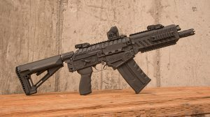 Fostech Origin-12 Semi-Auto Shotgun SBR solo