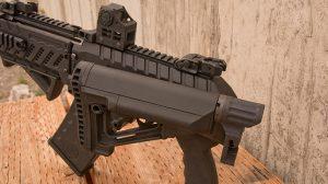 Fostech Origin-12 Semi-Auto Shotgun stock