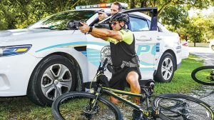 Coral Gables Bicycle Patrol lead