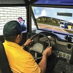 Law Enforcement Driving Tactics simulator