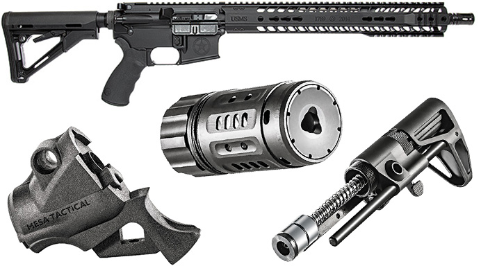 Ken Crane Firearms & Accessories : New pieces of tactical gear for spring