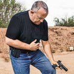 Weak Side Shooting Reload knee