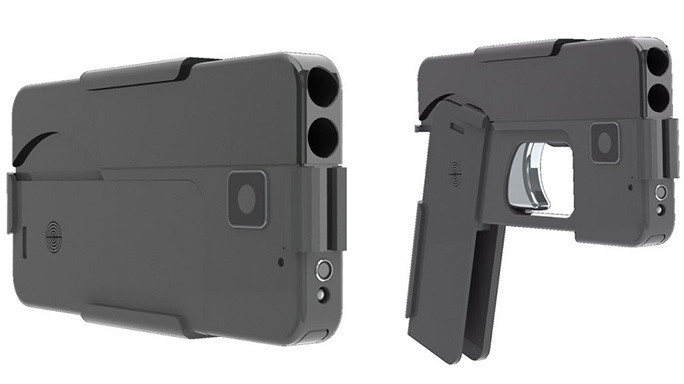 Ideal Conceal Cell Phone Gun
