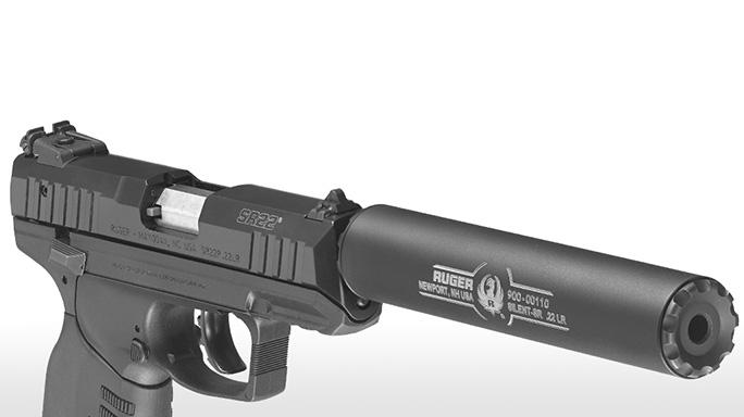 20 Best Gun Silencers 2016 Ruger Silent-SR