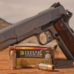 Smith & Wesson SW1911 Engraved Handgun ammo