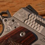 Smith & Wesson SW1911 Engraved Handgun engraving