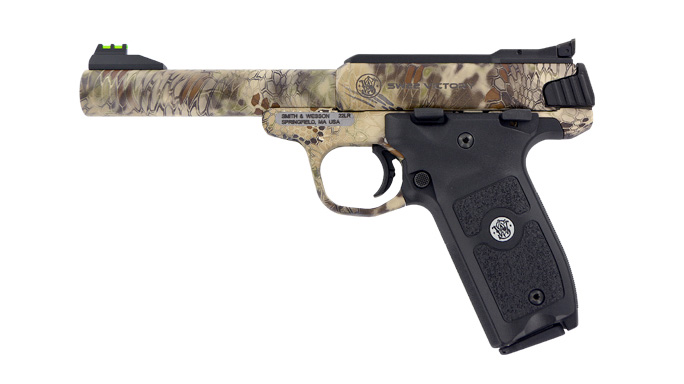 Smith & Wesson SW22 Victory Kryptek Highlander