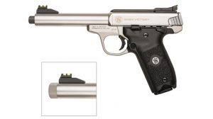 Smith & Wesson SW22 Victory threaded