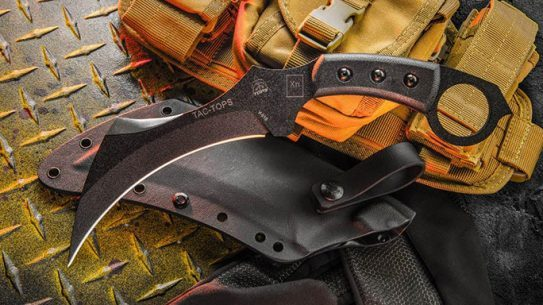 TOPS Knives TAC-TOPS Karambit lead