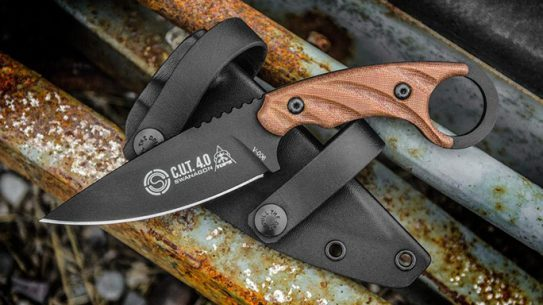 TOPS Knives C.U.T. 4.0 lead