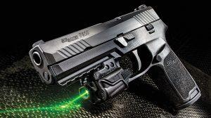 Sig Sauer P320 Shape Shifter Pistol lead