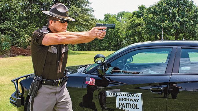 Sig Sauer P320 Shape Shifter Pistol Oklahoma Highway Patrol