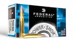 7.62x39mm ammo Federal Power-Shok