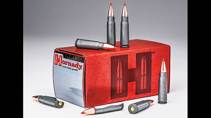 7.62x39mm ammo Hornady Custom SST