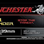 7.62x39mm ammo Winchester PDX1 Defender