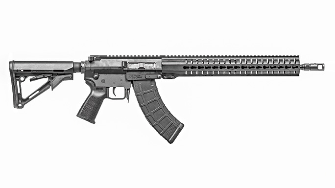 AK AR Rifles CMMG Mk47 AKM