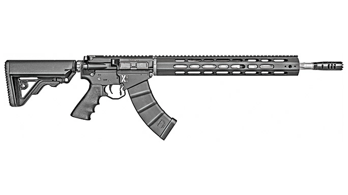 AK AR Rifles Rock River Arms LAR-47 X-1
