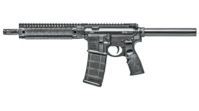 AR Pistols Daniel Defense DDM4300 Pistol
