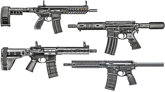 12 Best 300 Blackout AR Pistols On the Market