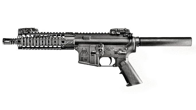 AR Pistols Spike's Tactical ST-15 LE Pistol