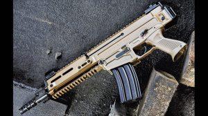 CZ-USA 805 BREN S1 Pistol lead