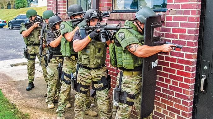 Cramerton Police Department lead