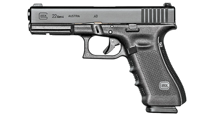 Cramerton Police Department Glock 22