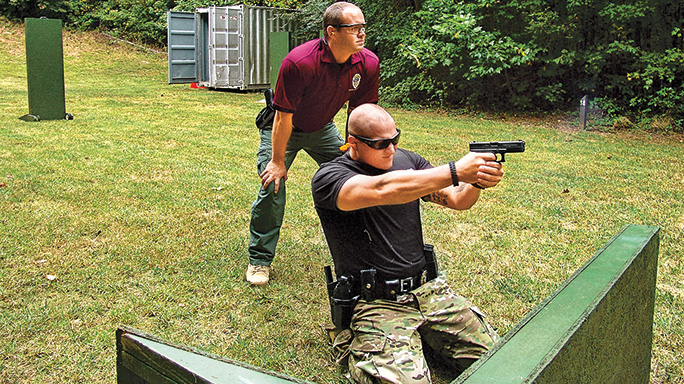 Cramerton Police Department training