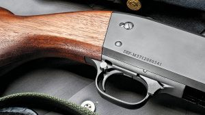 Ithaca Model 37 Shotgun safety