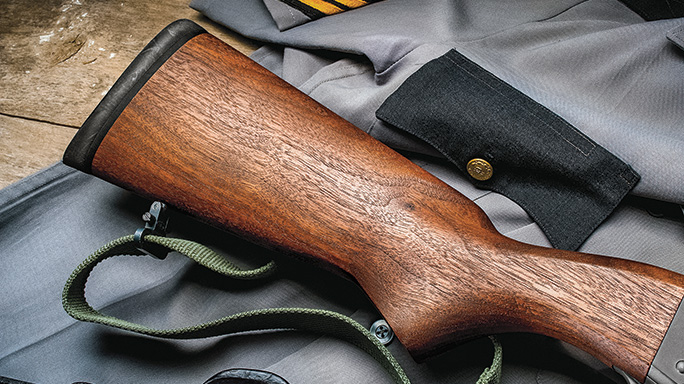 Ithaca Model 37 Shotgun stock